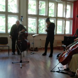 Impro session Berlin